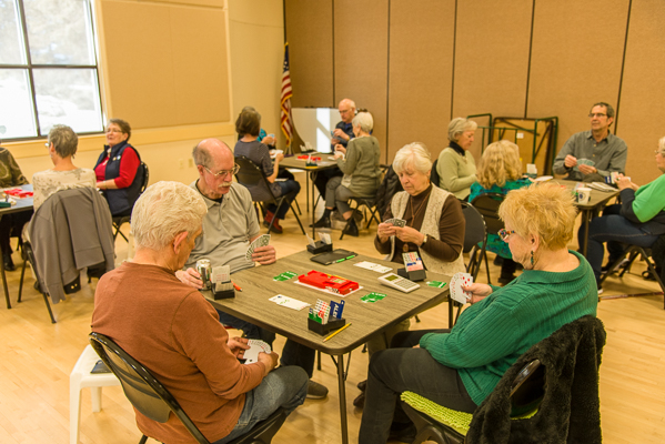Cascade Duplicate Bridge Club Bridgemates